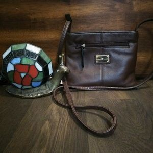 Etienne Aigner Leather Crossbody